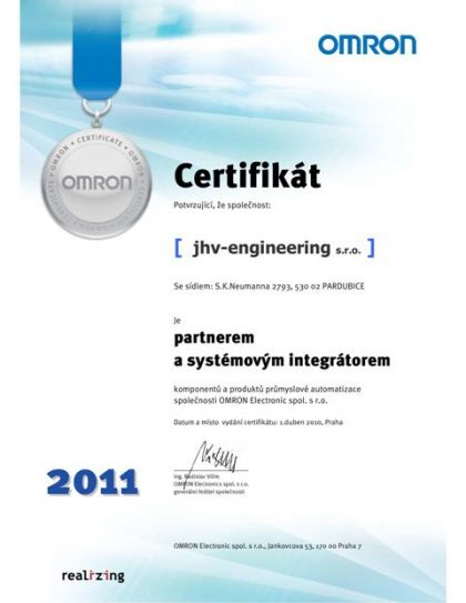 QUALITY CERTIFICATE